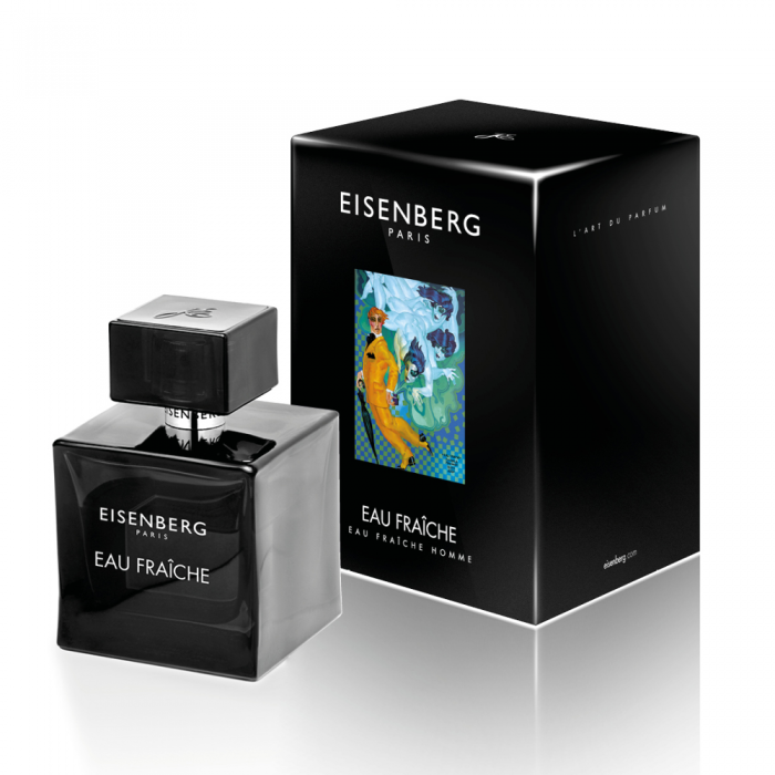 EISENBERG vyriškas kvapusis vanduo EAU FRAICHE, 30 ml