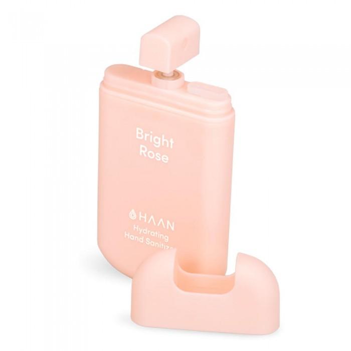 HAAN BRIGHT ROSE drėkinamasis rankų dezinfekantas, 30 ml