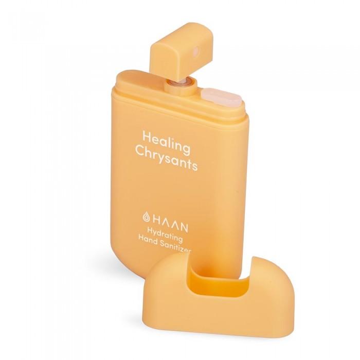 HAAN HEALING CHRYSANTS drėkinamasis rankų dezinfekantas, 30 ml