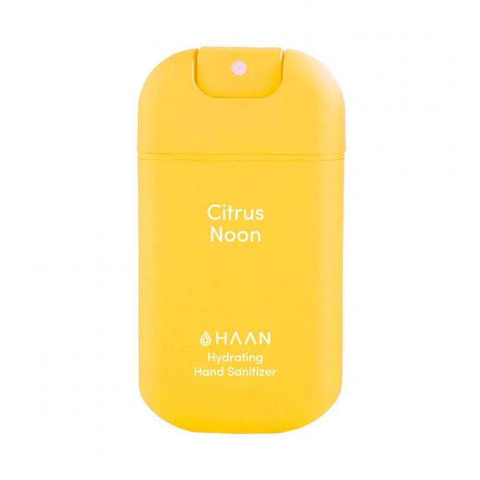 HAAN CITRUS NOON drėkinamasis rankų dezinfekantas, 30 ml