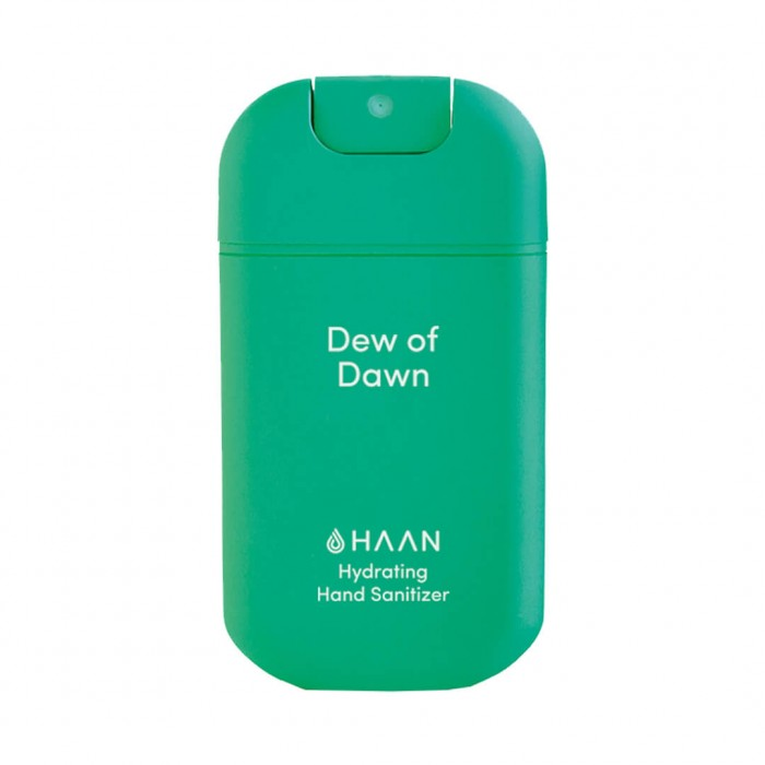 HAAN DEW OF DAWN drėkinamasis rankų dezinfekantas, 30 ml