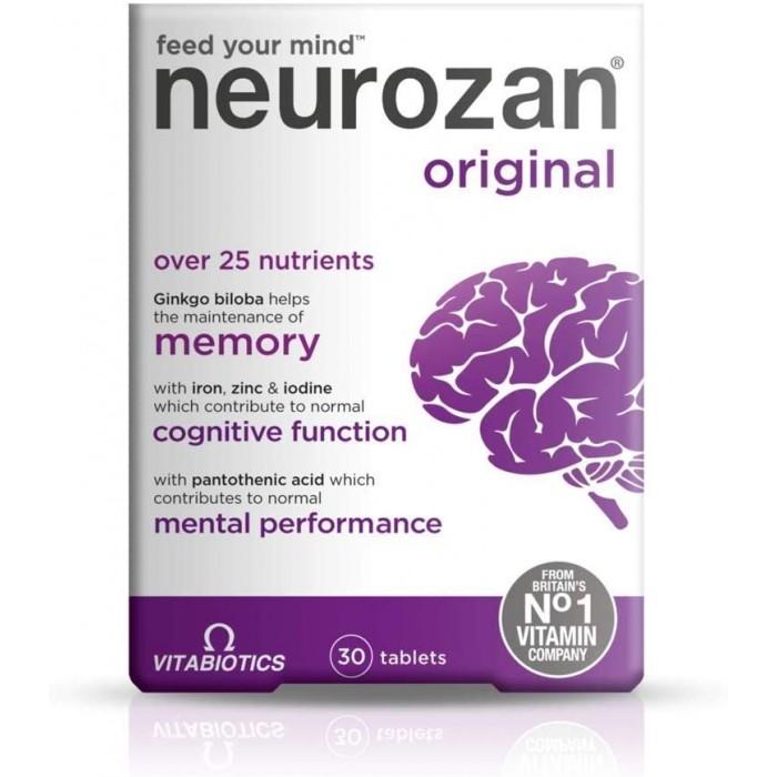 Vitabiotics Neurozan® original maisto papildas