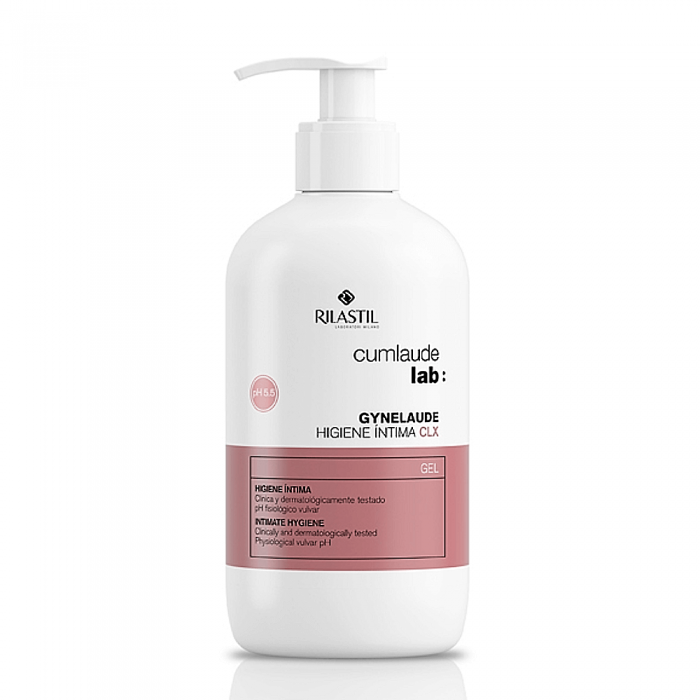 Cumlaude intymios higienos gelis CLX, pH 5.5, 500 ml
