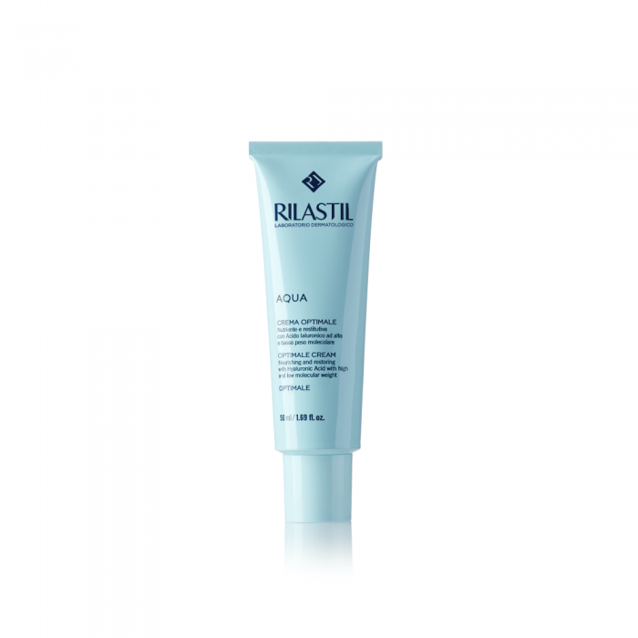 RILASTIL AQUA OPTIMALE kremas, 50 ml