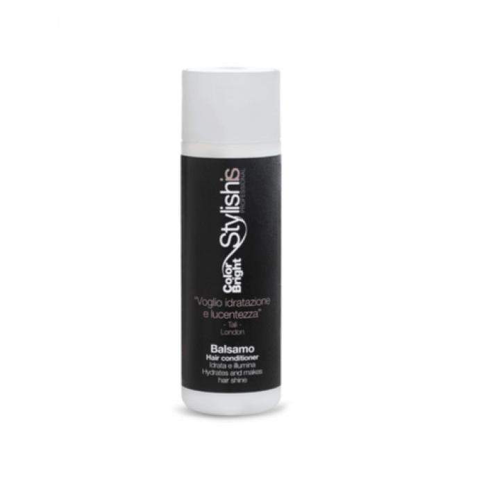 Stylishis spalvą paryškinantis kondicionierius dažytiems plaukams, 200 ml