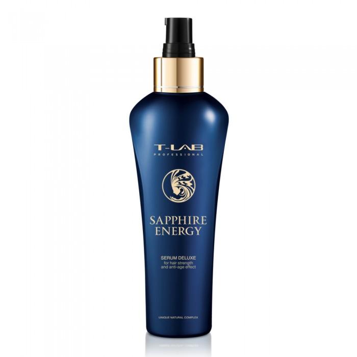 T-LAB professional SAPPHIRE ENERGY  serumas plaukų stiprinimui, 130 ml